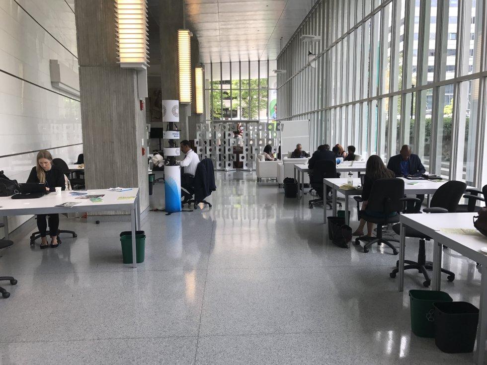 Reunión anual del Banco Mundial