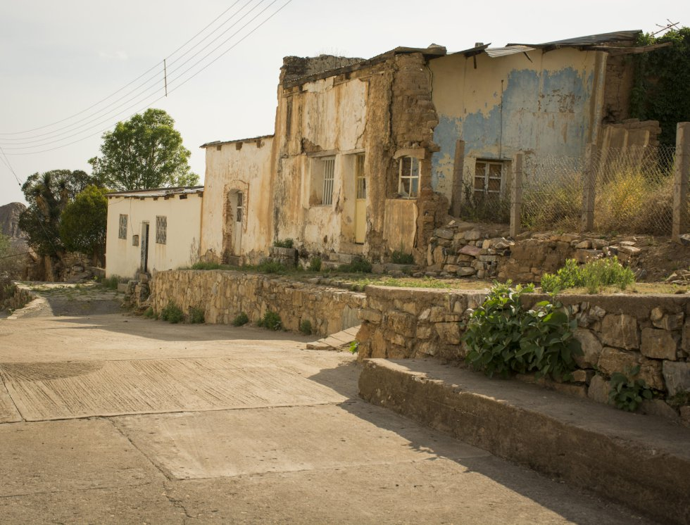 El municipio mexicano de Sombrerete se encuentra en el estado de Zacatecas (México)