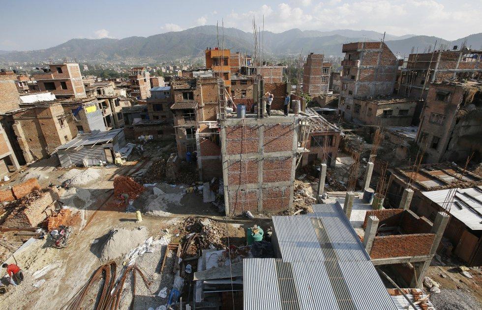 De las 750 propiedades de interés histórico afectadas por el sismo, sólo 20 han sido restauradas y los trabajos han comenzado en otras 90.