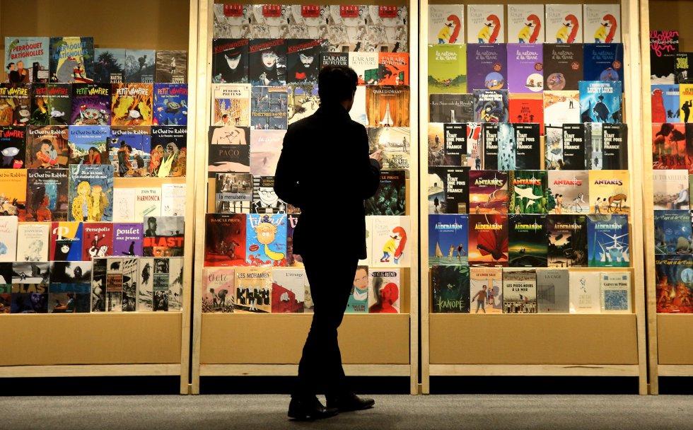 La cultura de Francia se instaló y permanecerá durante dos semanas en Bogotá como país invitado de la XXX Feria Internacional del Libro.