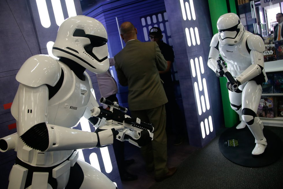 Desde el 25 de abril hasta el 8 de mayo Corferias abre sus puertas a la 30° edición de la Feria Internacional del Libro de Bogotá que tiene un espacio especial para los amantes de Star Wars.