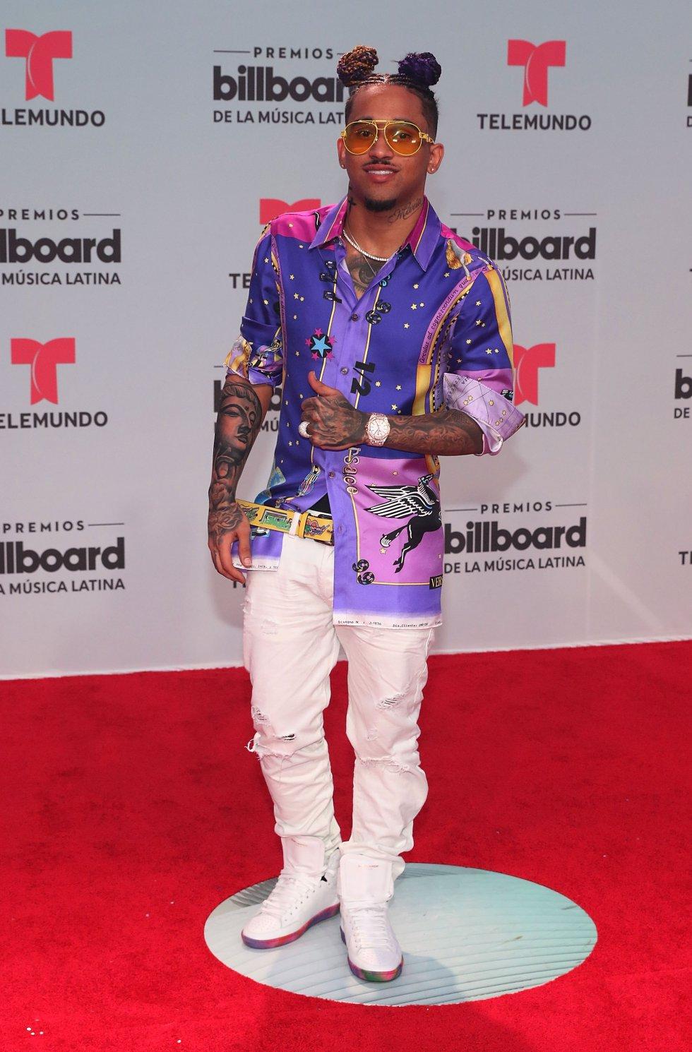 Bryant Myers, cantante puertorriqueño.