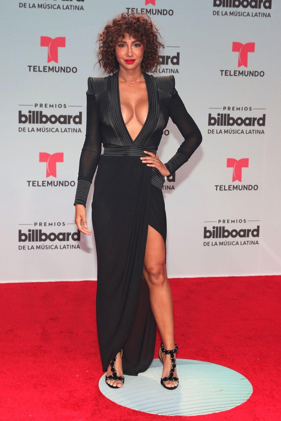 Jackie Cruz dominicana-estadounidense.
