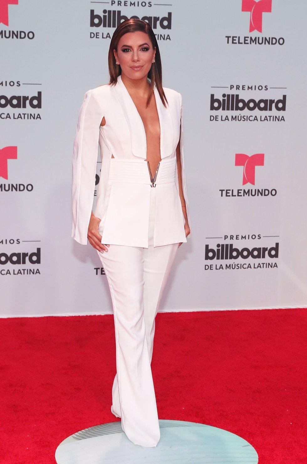 Actriz estadounidense Eva Longoria.