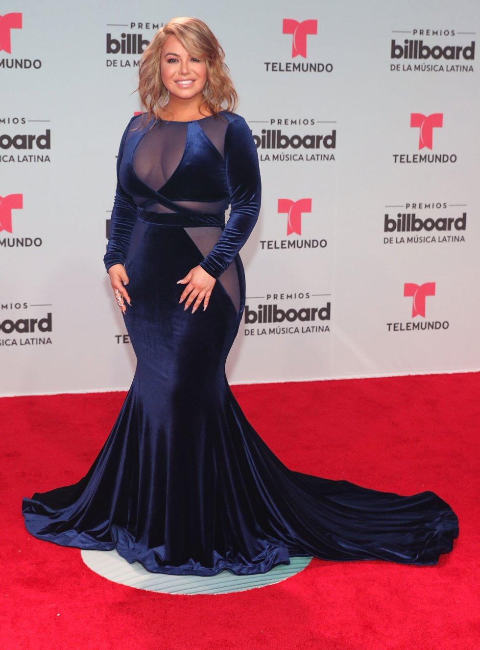 Chiquis Rivera cantante estadounidense de musica regional mexicana es hija de la fallecida super estrella latina, la Gran Diva de la Banda Jenni Rivera.