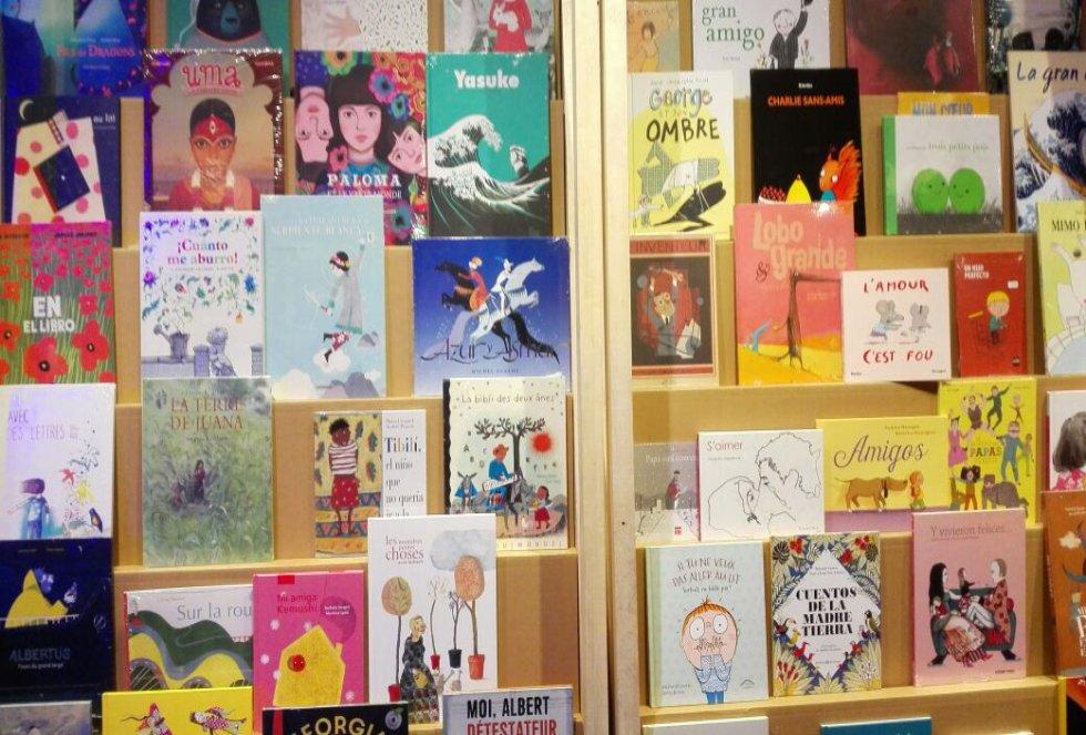 Así es la participación de Francia, como invitado de honor, en la Feria Internacional del Libro.