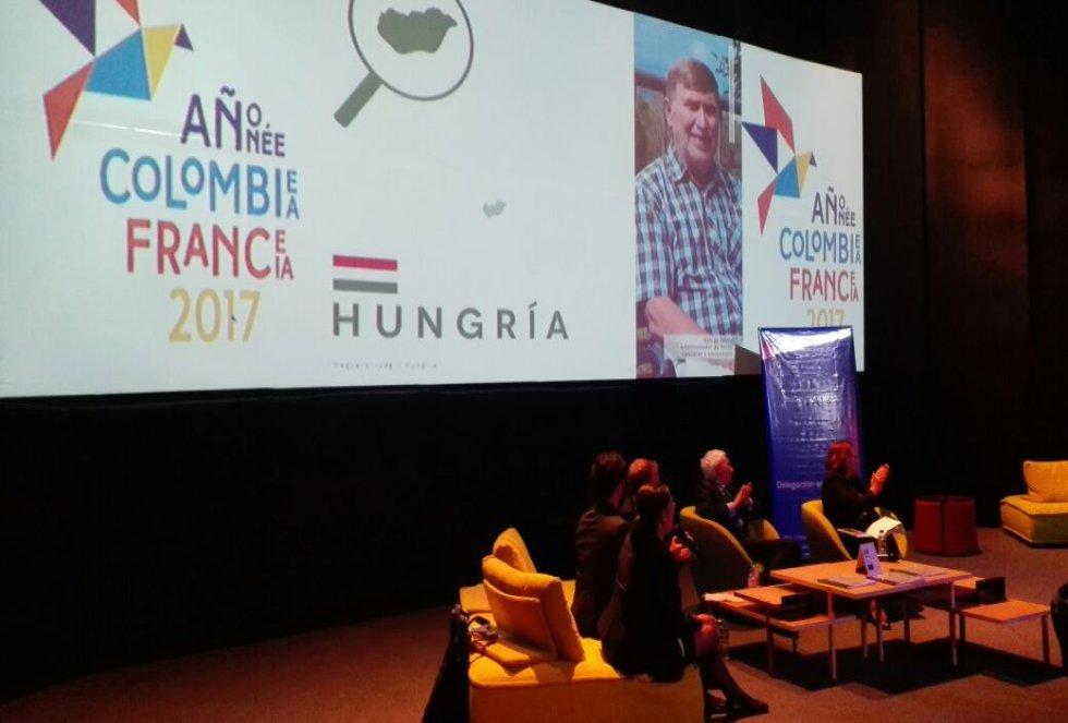 Conversatorios sobre el futuro y pasado de Colombia en el mundo en la FilBo 2017