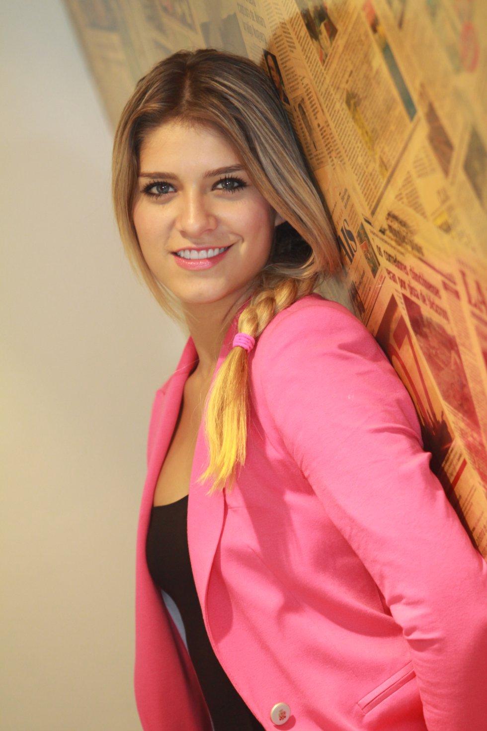 La presentadora se casa por segunda vez con el empresario Álvaro Rodríguez.