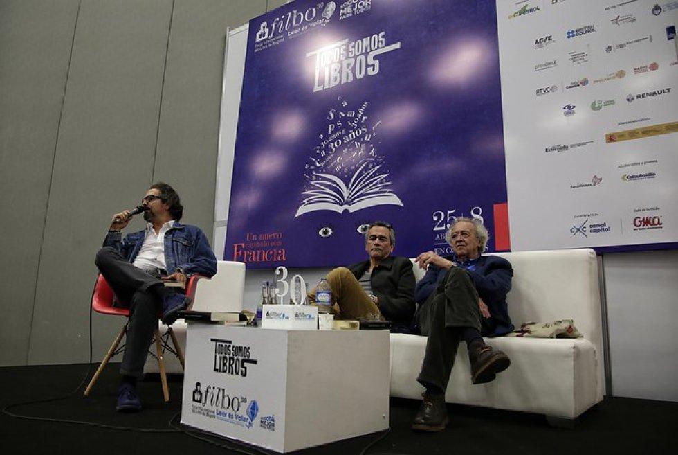 Feria Internacional del Libro de Bogotá celebra sus 30 años de existencia.