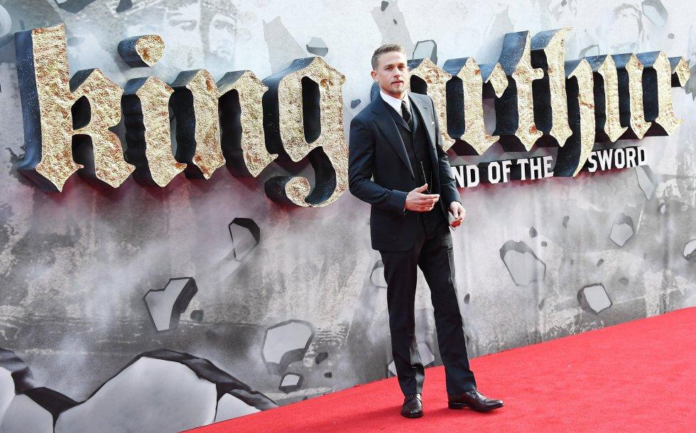 El evento tuvo lugar en la Plaza Leicester, de Londres, Reino Unido. Uno de los asistentes fue el actor británico Charlie Hunnam.