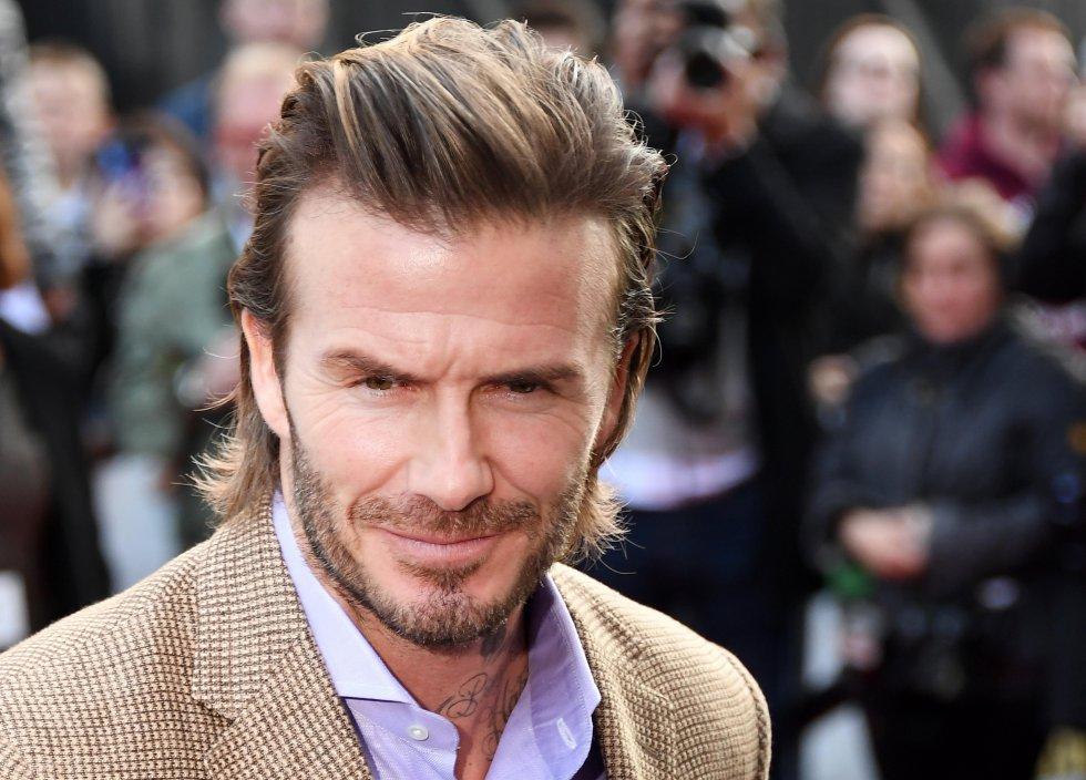 Pero sin duda, la gran novedad de la jornada fue la presencia del exfutbolista inglés David Beckham, recordado por jugar en clubes como Manchester United y Real Madrid. El originario  Leytonstone tendrá un rol en la cinta.