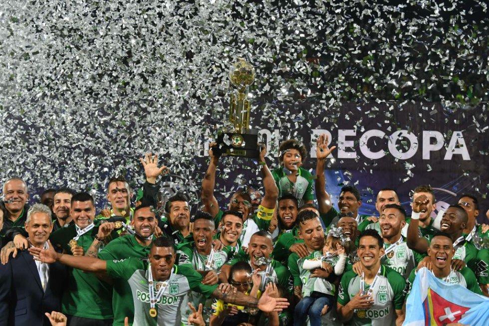 Atlético Nacional conquistó su séptimo título a nivel internacional.