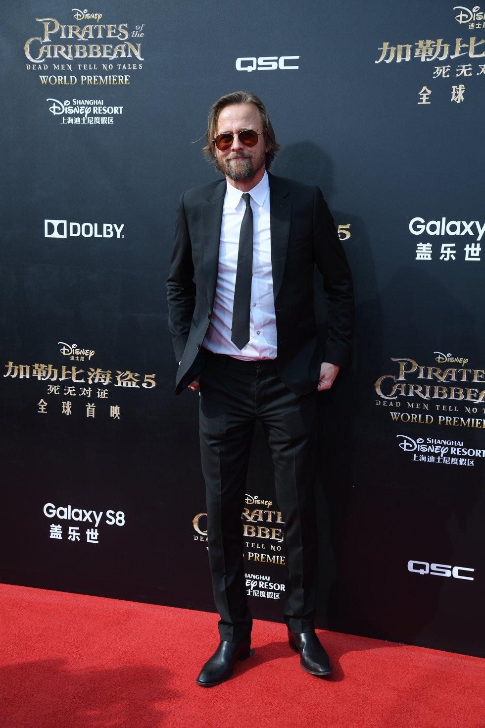 Joachin Ronning (Co-Director) se mostró feliz con el resultado de la cinta.