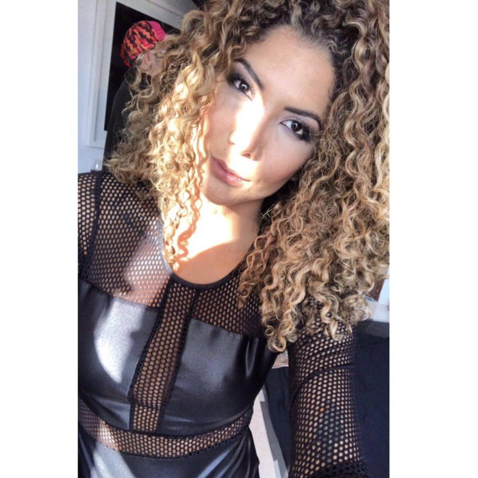 """Después de la ruptura amorosa con Camila Chaín, no se había vuelto a saber de la situación sentimental de la ex concursante del """"Desafío""""."""