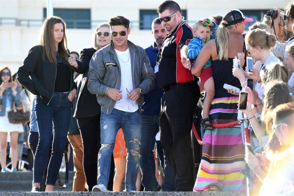 """El actor Zac Efron, es recordado por interpretar a Troy Bolton en las cintas de """"High School Musical""""."""