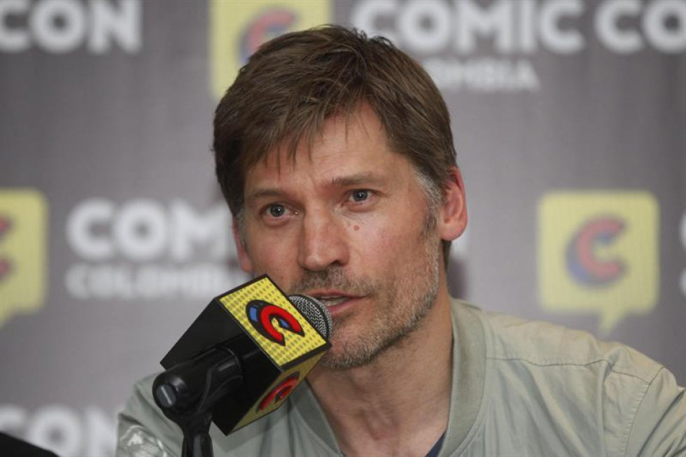 "Actor Nikolaj Coster-Waldau, quien interpreta a Jaime Lannister en ""Game of Thrones""."