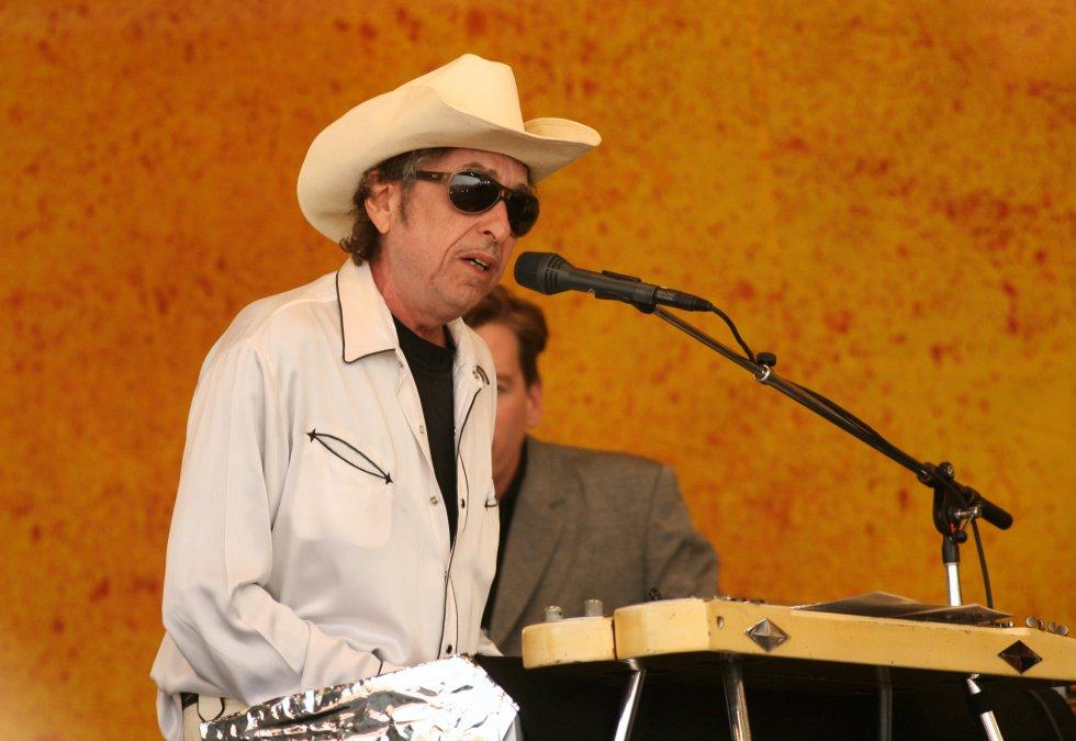 Empezó a estudiar en la Universidad de Minnesota en 1959, donde entró en contacto con la música de protesta.