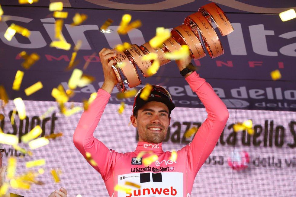Giro de Italia: Así se vivió el último día del Giro de Italia