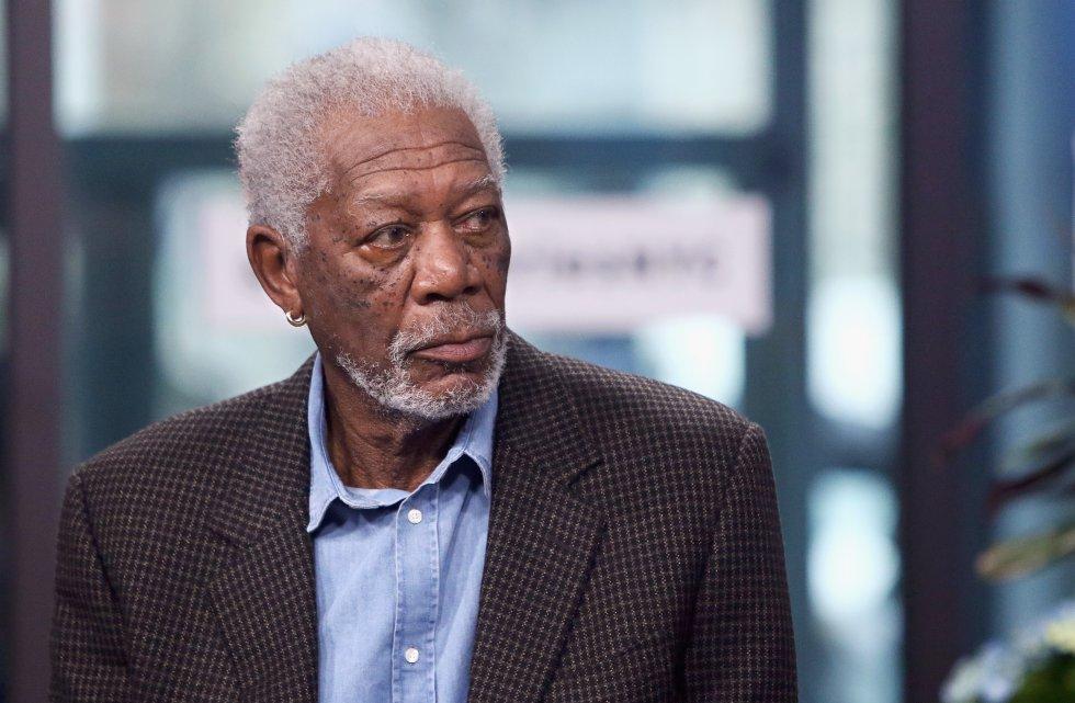 """Ha participado en cintas tan exitosas como """"Seven""""(1995) co-protagonizada por Brad Pitt, """"Cadena Perpetua""""(1994), la trilogía de """"Batman"""", dirigida por Christopher Nolan e """"invictus"""" donde interpretó a Nelson Mandela."""