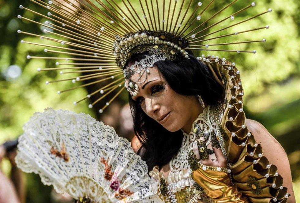 En Alemania se celebra el Festival Gótico, uno de los más grandes a nivel mundial, que anualmente convoca a más de 20.000 personas. Este año se celebra desde el 2 hasta el 5 de junio.
