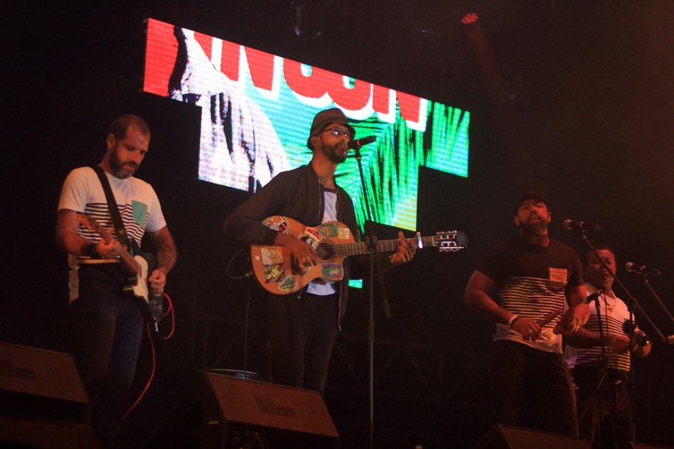 Los Rolling Ruanas, H20, Los Caligaris, entre otras bandas se encargaron de hacer saltar a los asistentes del segundo día de festival. Este lunes 3 de julio, a edición 23 del festival más rockero de Bogotá llegará a su fin.