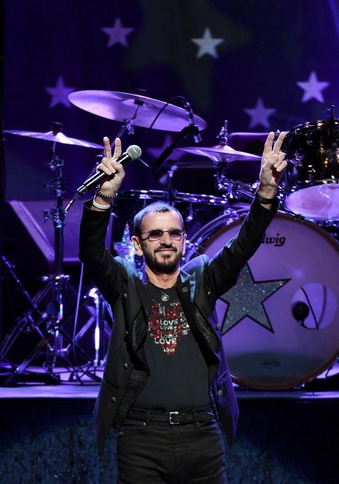 Ringo Starr: El mundo celebra los 77 años de Ringo Starr