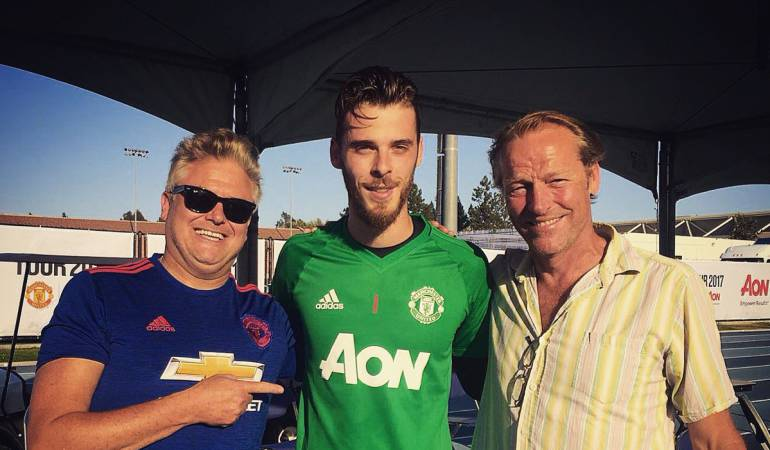 David De Gea Game Of Thrones: David De Gea, el más seguidor de Game Of Thrones