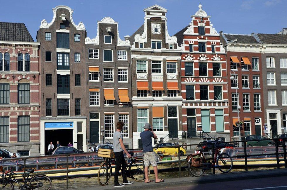 1. Ámsterdam, Holanda.