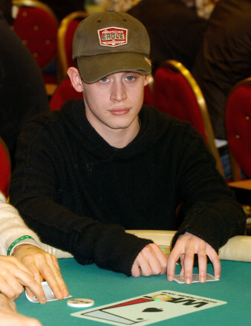 Macaulay Culkin  23 de febrero 2005.