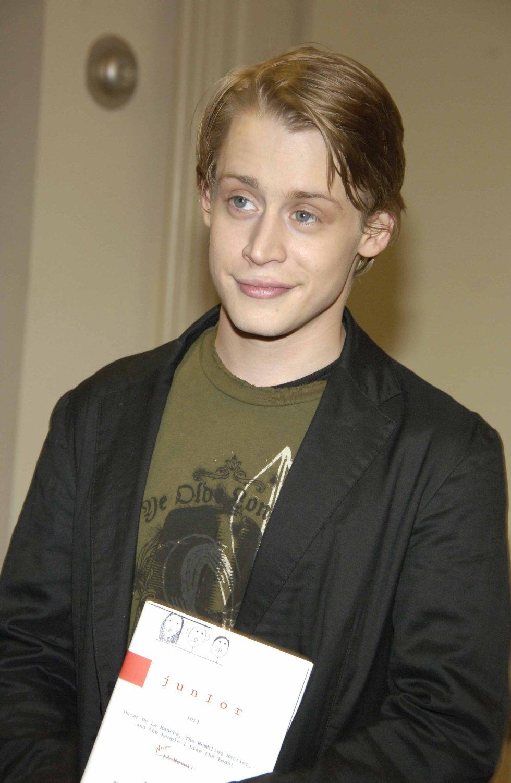 Macaulay Culkin en marzo del 2006.