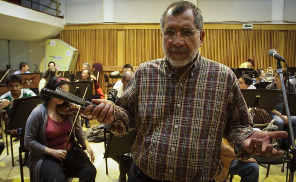 Así apareció la carranga, como referente de la música popular en Colombia.