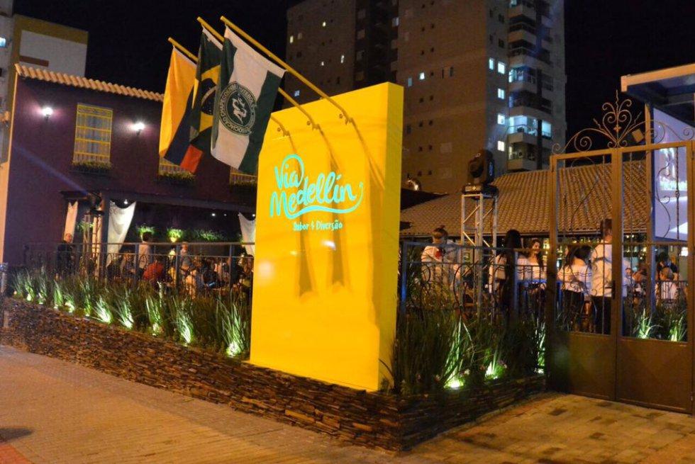Chapecó restaurante Medellín Nacional: Chapecó inaugura restaurante en honor a la ciudad de Medellín y a Nacional
