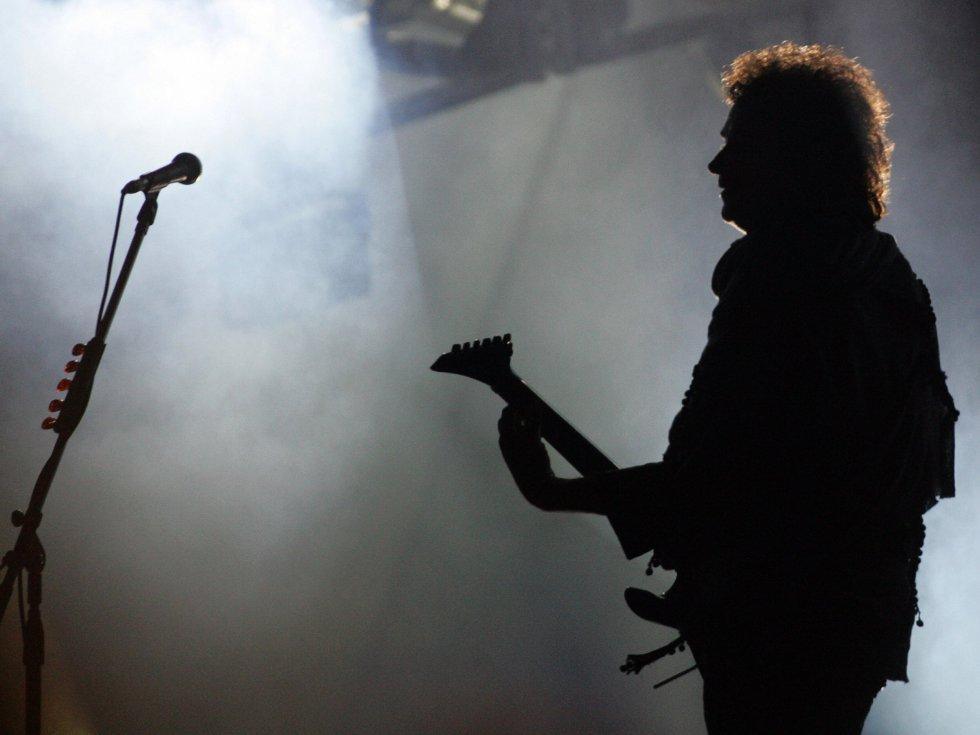 Gustavo Cerati, líder de la histórica banda de rock argentino Soda Stereo, estará siempre en la memoria de todos sus fanáticos.