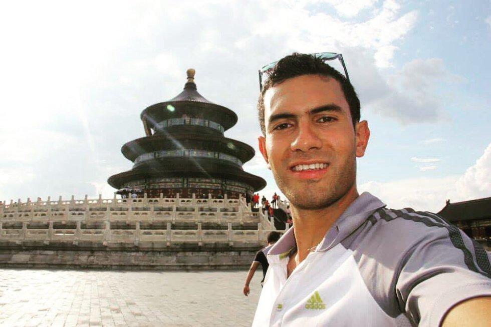 Eider nació en Bogotá el 9 de marzo en 1993, pero fue criado en Pitalito, Huila. En el 2010, fue el abanderado de Colombia en los Juegos Olímpicos de la Juventud, realizados en Singapur.