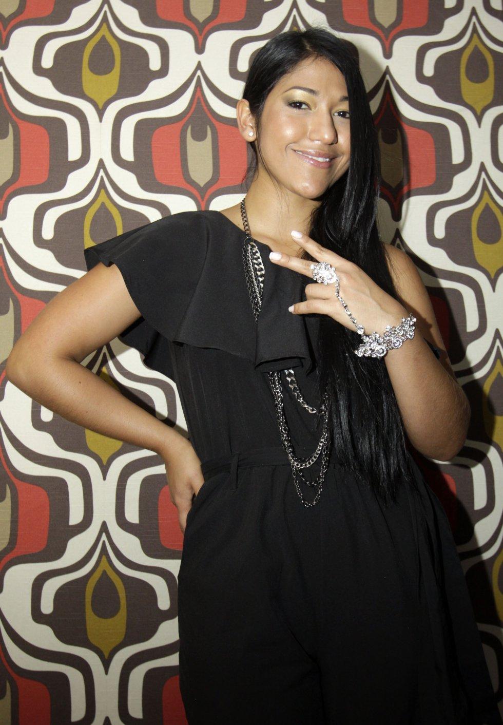 Salió a la fama en el 2005 gracias a su participación en el reality 'El factor X'.