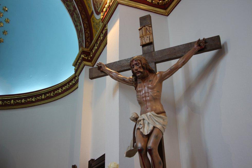 Según el nuncio apostólico en Colombia, esta imagen proviene de Nariño