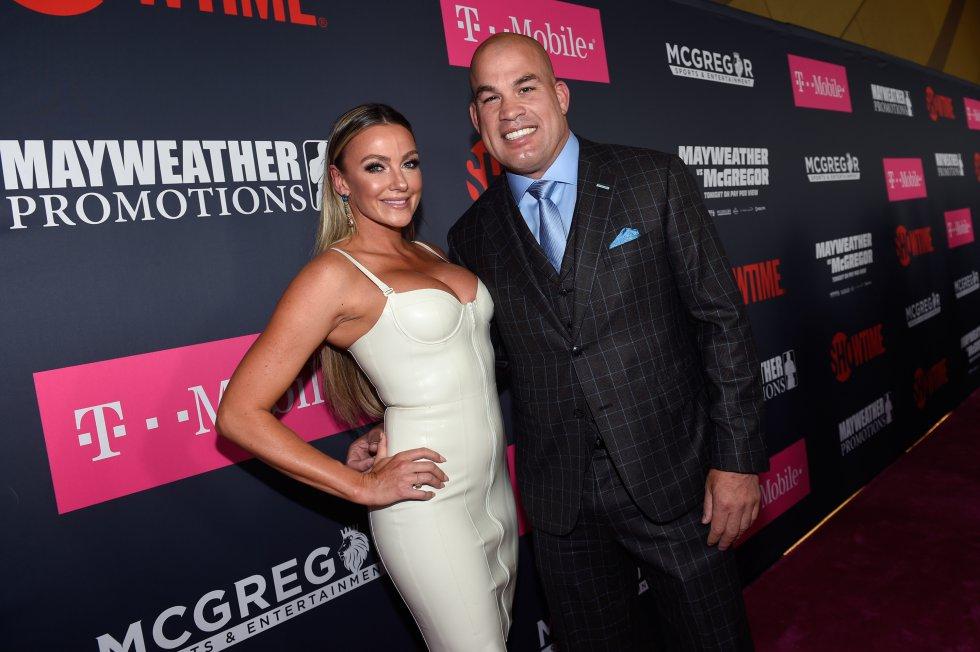 Pelea de Mayweather vs. McGregor: Las celebridades que estuvieron en la pelea de Mayweather vs. McGregor
