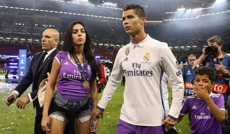 La Madre De Cristiano Ronaldo No Quiere A Georgina Rodríguez La