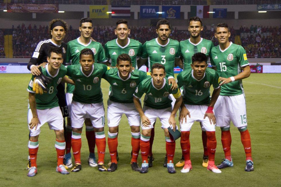 La Selección mexicana clasificó de la mano de Juan Carlos Osorio como primera de la Concacaf.