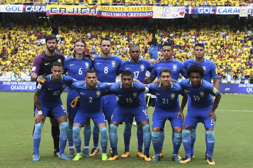 La pentacampeona del mundo es el único equipo de Sudamérica clasificado hasta el momento.