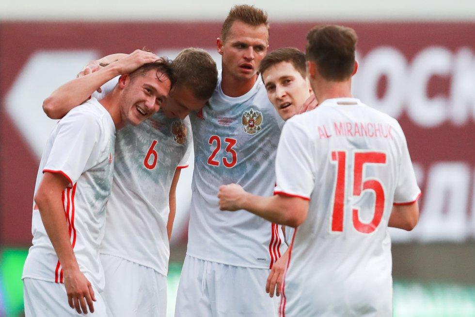 Rusia es el equipo anfitrión para la Copa del Mundo en 2018.