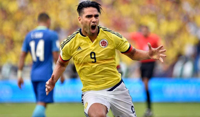 Narración gol Falcao Colombia Brasil: Reviva el gol de Falcao con el que Colombia igualó el juego ante Brasil | Deportes | Caracol Radio