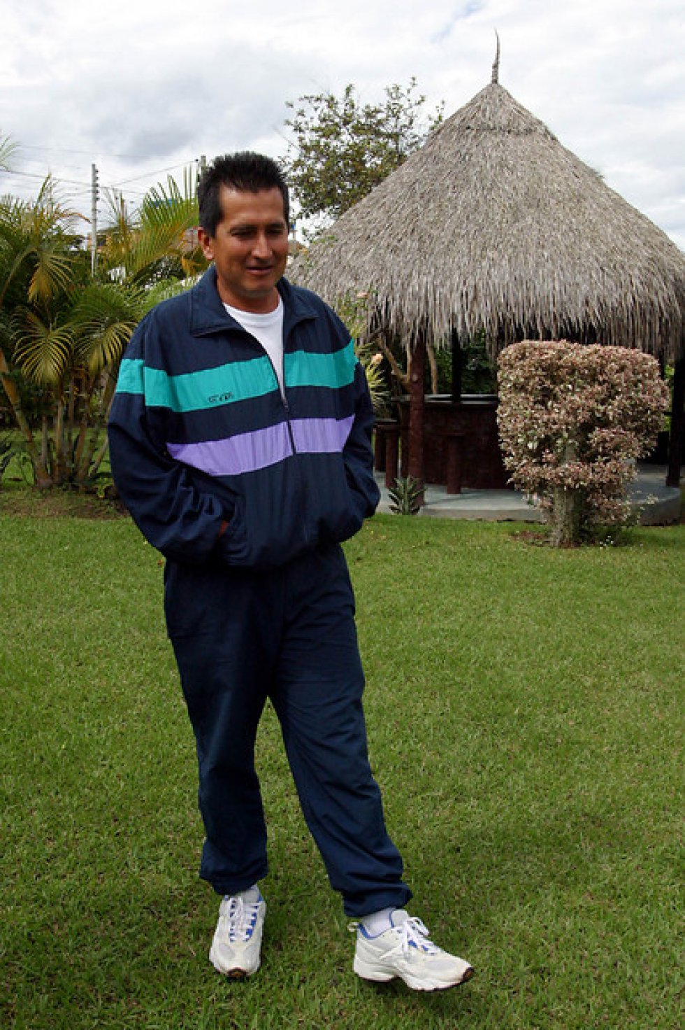 'Lucho' Herrera: En imágenes: la carrera de 'Lucho' Herrera quien lucha contra un cáncer