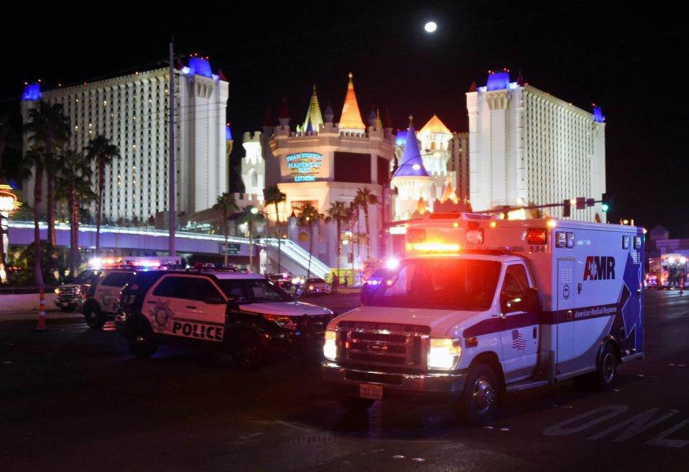Ya son 50 personas muertas y más de 200 heridas las que dejó un tiroteo.