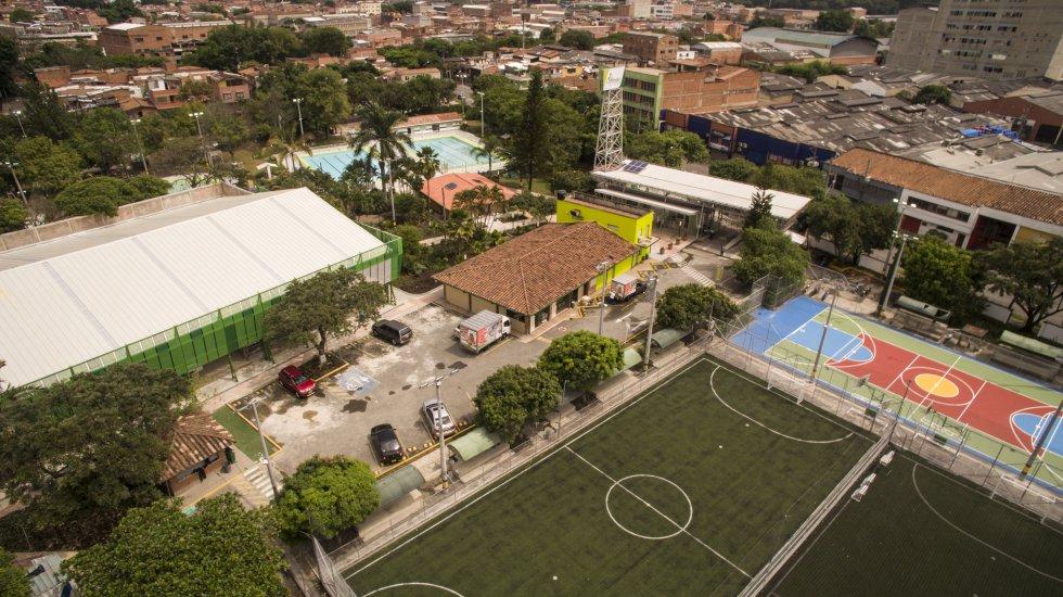 Gracias a estas mejoras el Parque Guayabal se convierte en el lugar ideal para celebraciones empresariales o sociales y en uno de los parques más modernos y con mejor infraestructura del departamento.
