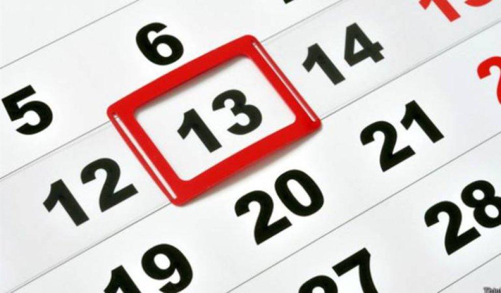 El temor al Viernes 13 en Gifs