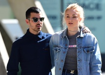 Joe Jonas le pide matrimonio a actriz de Game of Thrones