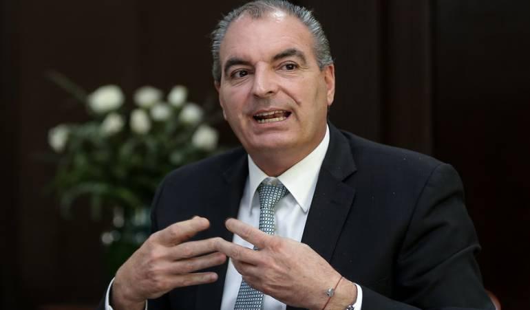 Aurelio Iragorri Partido de La U elecciones presidenciales: Aurelio Iragorri fue aclamado como el nuevo presidente del Partido de La U