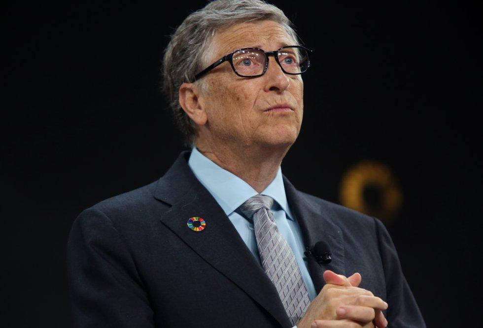 Bill y Melinda Gates, dueños de Microsoft, donaron US$2.140 millones