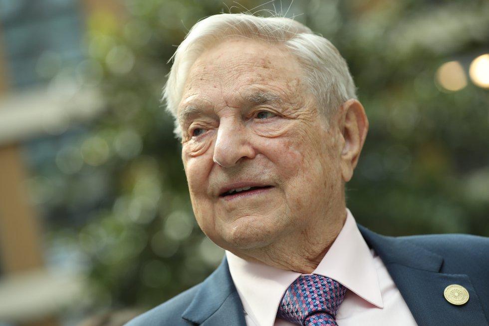 George Soros, creador de Soros Fund Management, donó US$531 millones